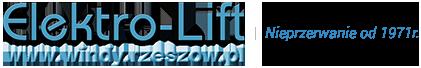 Całodobowe Pogotowie Dźwigowe – Rzeszów | Elektro-Lift Logo